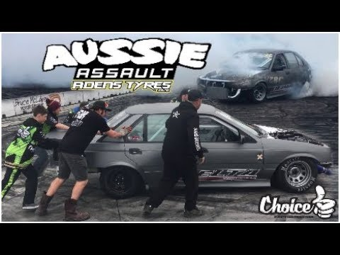 EA Falcon Goes Too Hard! | Aussie Assault | 7th October 2017