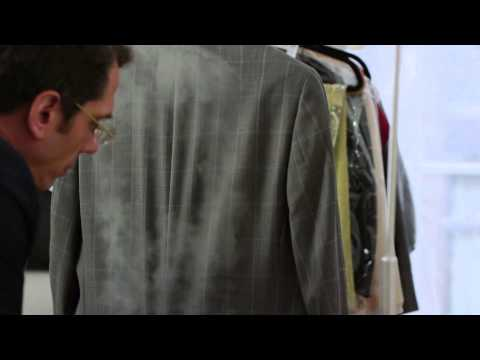 How to Get Wrinkles Out of a Sports Jacket : Wrinkles & Clothing Care