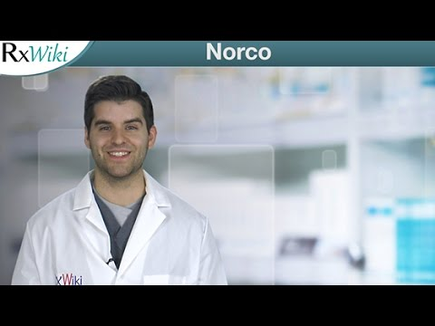 Norco Helps Treat Moderate to Moderately Severe Pain - Overview