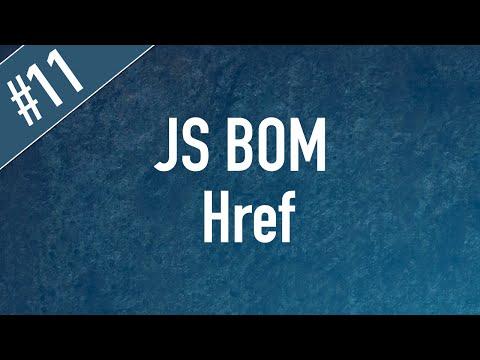 Learn JS BOM in Arabic #11 - Window Location Properties - Href
