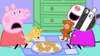 Peppa Pig English Episodes | Peppa Pig Goes To The Aquarium | Peppa Pig Official
