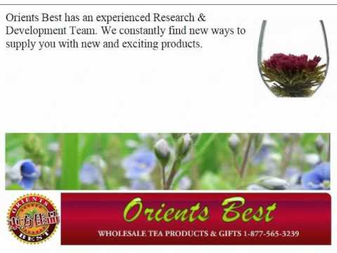 Wholesale Tea | Orients Best Tea From China