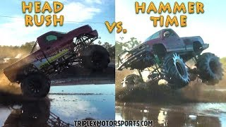 HEAD RUSH vs. HAMMER TIME - WHAT
