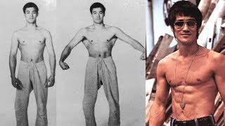 Bruce Lee Workout and Insane Training