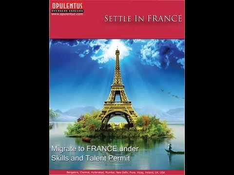 Settle in France - Opulentus