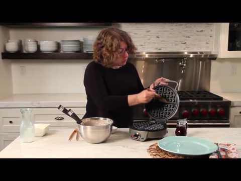 Cuisinart Belgian Waffle Maker - Model: WAF-200HK