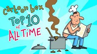 Cartoon Box TOP 10 of ALL TIME | The BEST of Cartoon Box | Hilarious Cartoon Compilation |