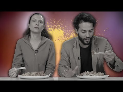 Italians Try Vegan, Gluten-Free Pasta For First Time