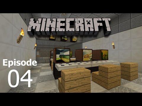 Minecraft Episode 04 - Mob Spawner Command Center