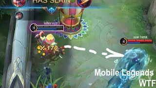 Mobile Legends WTF | Funny Moments Pro FRANCO