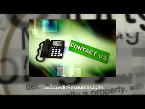 Obtaining Bad Credit Mortgage Loan