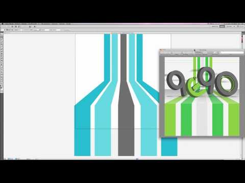 Tutorial Photoshop & Illustrator CS5 - Composición 3D