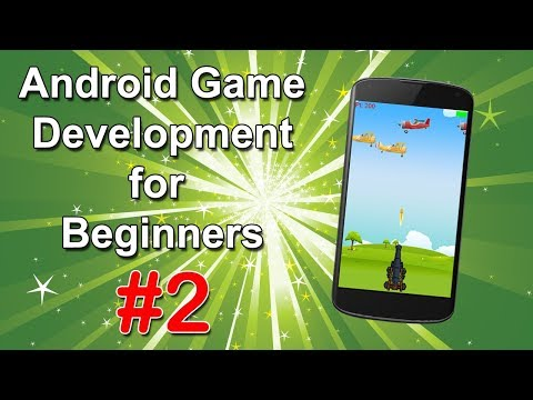 Android Game Development Tutorial for Beginners : Create the Project