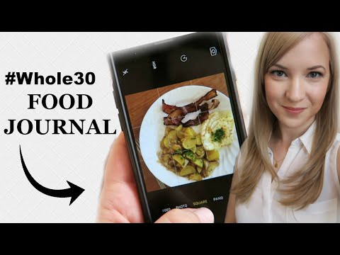 Keeping a Food Journal