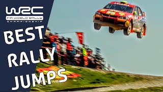 WRC: Best of...JUMPS
