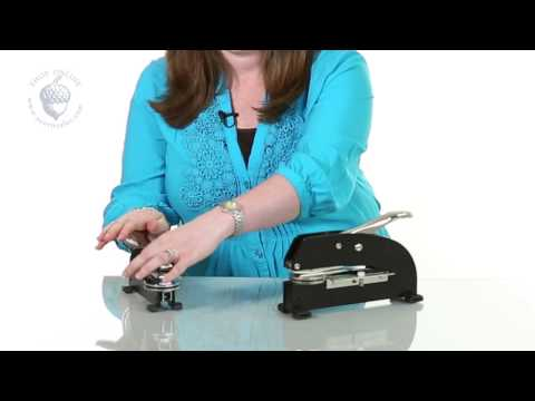 How to Change Insert in a Long Reach & Extended Long Reach Embosser- Acorn Sales