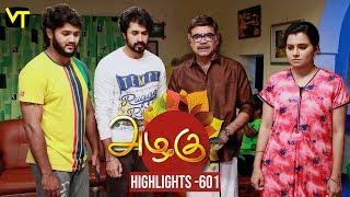 Azhagu - Tamil Serial | Daily Recap | அழகு | Episode 601 | Highlights | Sun TV Serials | Revathy