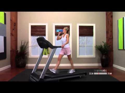 Treadmill Workout Video With Jenni 60 Minutes