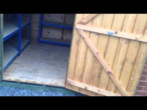 My BIGDUG shelving for the shed