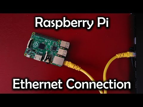 How to connect to your Raspberry Pi using Ethernet! (Secure Shell[SSH] and Remote Desktop)