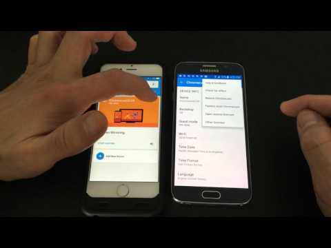 ChromeCast 2.0: How to Reset Back to Factory Default Settings | Two Ways!