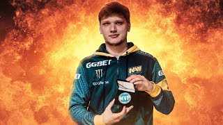 CSGO - Best of s1mple from StarSeries i-League S4 (MVP
