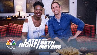 Download Seth and Leslie Jones Watch Game of Thrones Video