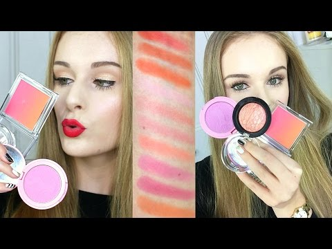 My TOP 10 Blushes for FAIR skin! Sally Jo
