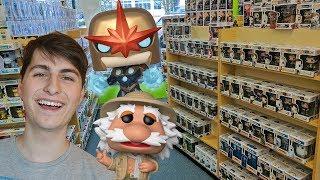 Download Everett Comics Funko Pop Hunting! Video