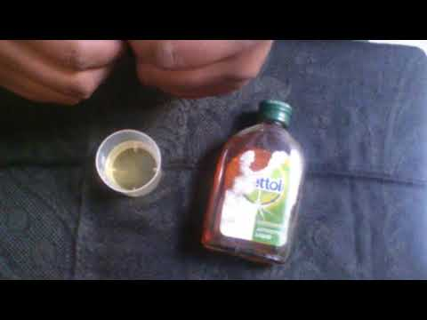 dettol pregnancy test positive/pregnancy test at home with dettol/dettol pregnancy test video