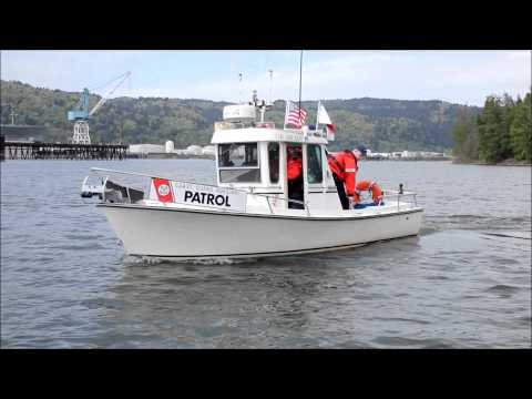 Coast Guard Auxiliary Boat Crew Academy