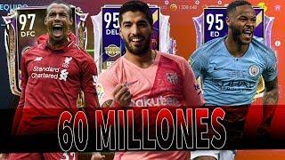 HAGO un EQUIPO desde 0 con 65 MILLONES y SALE ALGO EPICO!! FIFA MOBILE