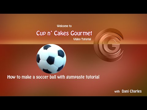 How to make a soccer ball tutorial (for any type of modeling )