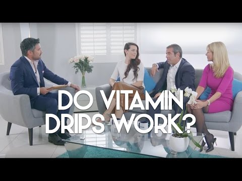 Do Vitamin Drips Work? | MyFaceMyBody | Dr Fab