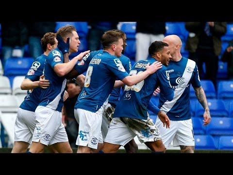 Birmingham City 1-1 Fulham | Championship Highlights 2015/16