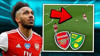 5 Things You MISSED In Arsenal 4-0 Norwich