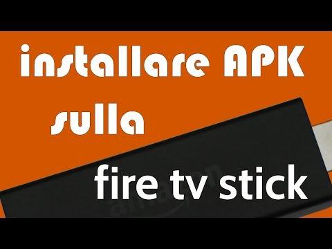 3 modi per installare APK sulla fire tv stick