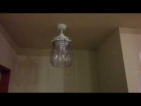Interesting Entrance Light Fun with Alexa and Smarthings