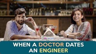 When A Doctor Dates An Engineer | Ft. Nikhil Vijay & Shreya Gupto | RVCJ