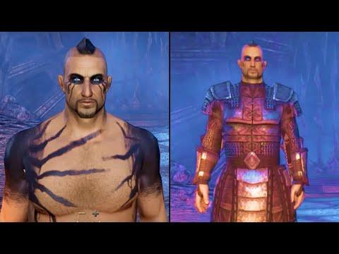 Elder Scrolls Online Imperial Character Creation (In Depth ESO Imperial Character Customization)