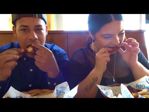 World's Hottest Wings Challenge (DO NOT TRY THIS!!) GONE COMPLETELY WRONG