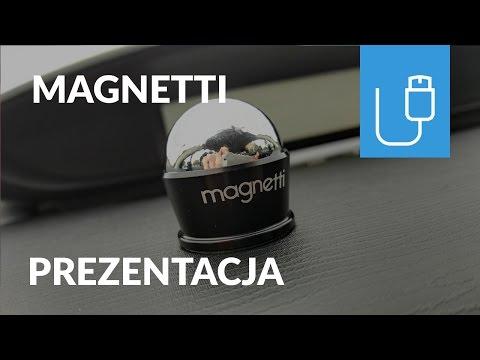 Magnetti - recenzja nietypowego uchwytu samochodowego