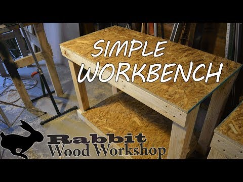 Building a Working bench