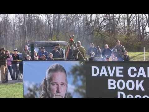 Dave Canterbury Book Signing 2016