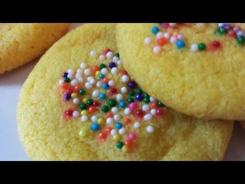 Puerto Rican Cookies  (No eggs or milk )