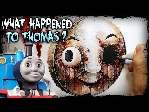 What Happened to Thomas? - Horror Story (Creepypasta + Drawing)