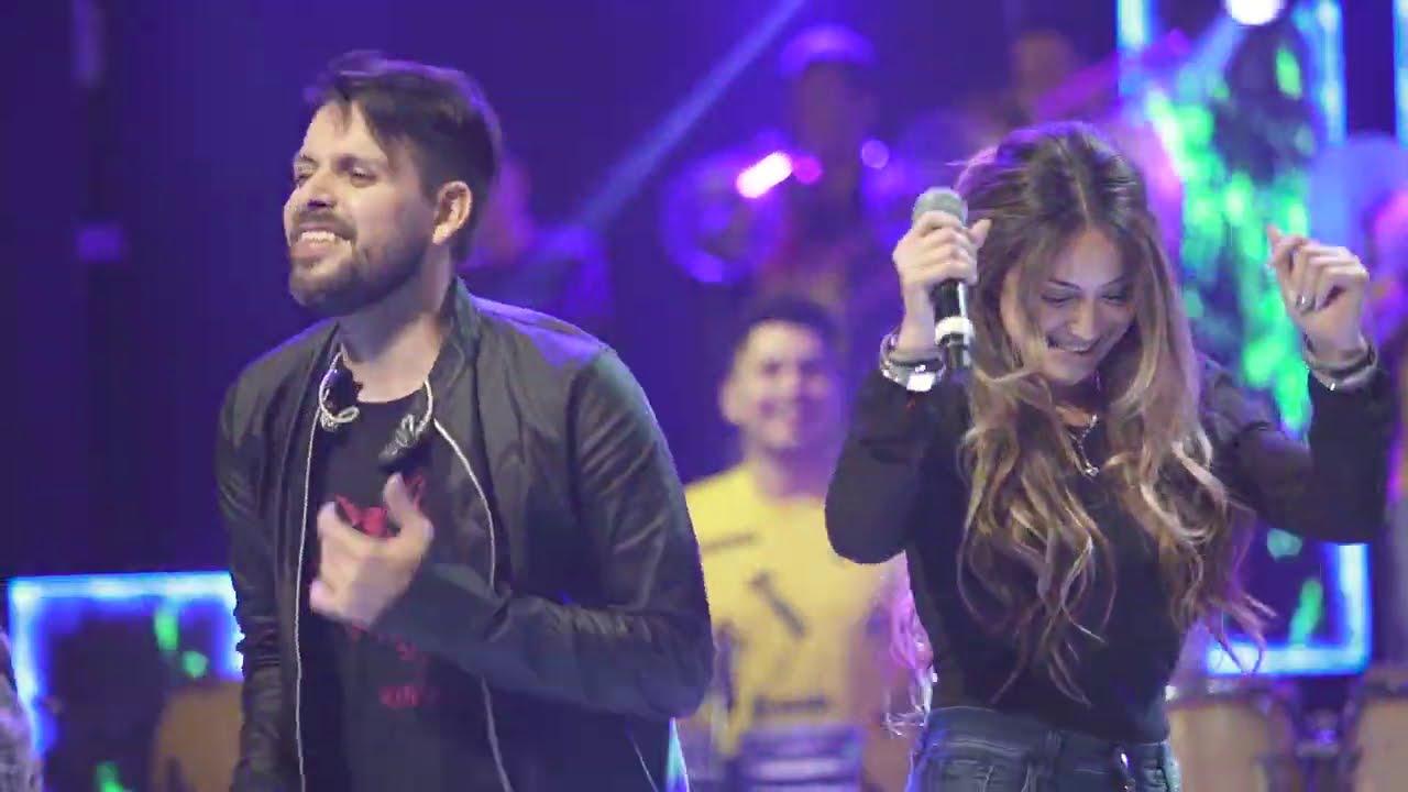 Q' Lokura Ft Magui Olave - Por Primera vez #BaileConAmigos