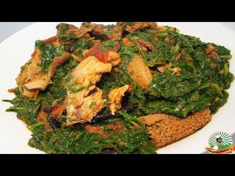 Efo Riro Soup (Vegetable Soup) | Nigerian Food