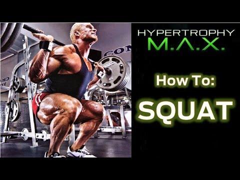 How To Get Huge Legs (Leg Workout w/ Ben Pakulski)