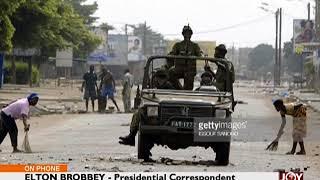 Togo Political Crisis - Joy News Today (19-2-18)